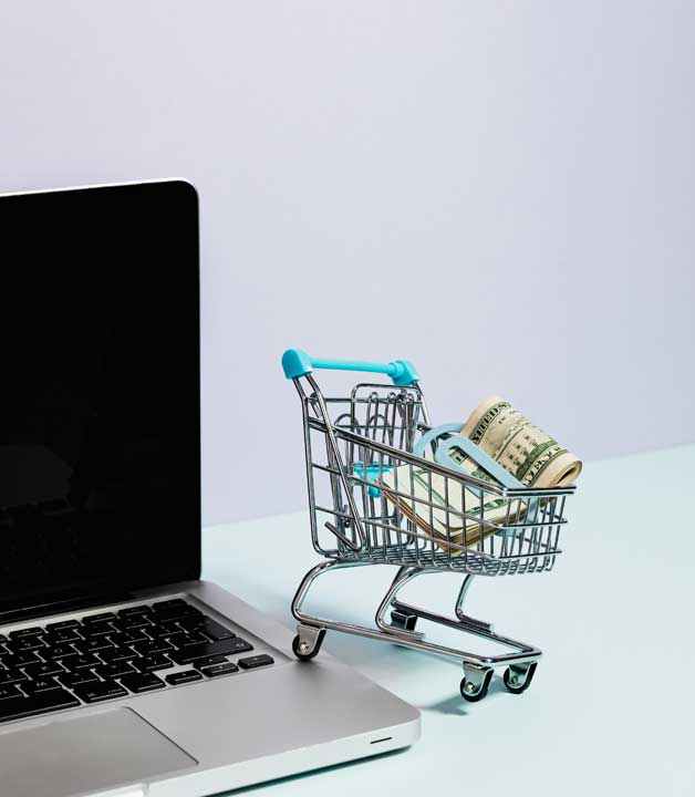 Retail and e-commerce web solutions